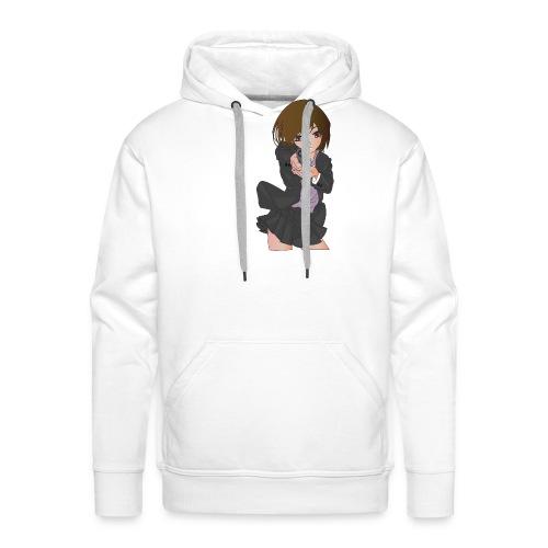 Pistol girl - Mannen Premium hoodie