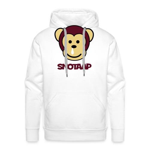 snotaap - Mannen Premium hoodie