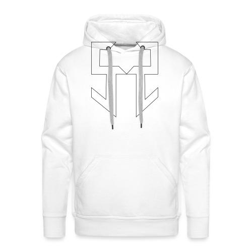 stranger113 - Sweat-shirt à capuche Premium pour hommes