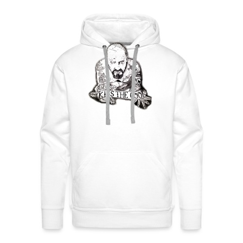 Kiss The Cook - Men's Premium Hoodie