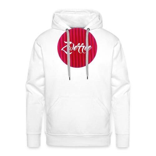 zwerrie-logo-png - Mannen Premium hoodie