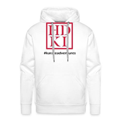 HDKI karateadventures - Men's Premium Hoodie