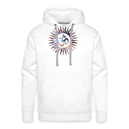 Om Mantra Symbol - Sudadera con capucha premium para hombre