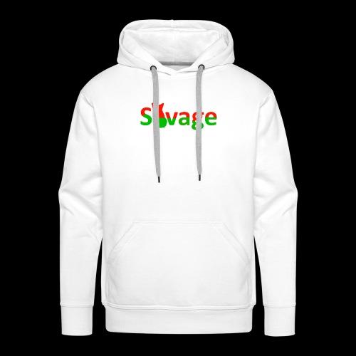 Savage Christmas Edition - Men's Premium Hoodie