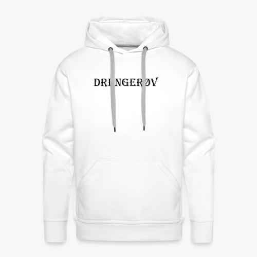 Drenger vLogo - Men's Premium Hoodie