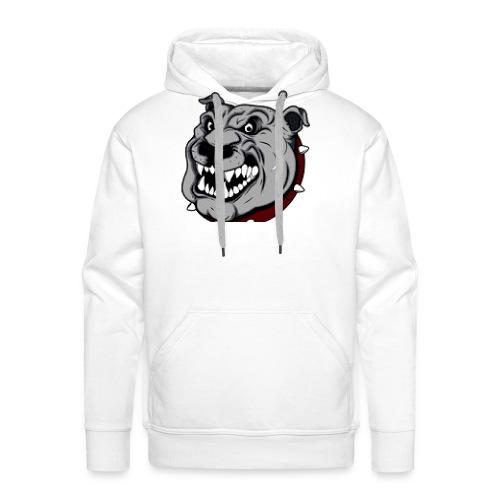Funny Pitbull - Sweat-shirt à capuche Premium pour hommes