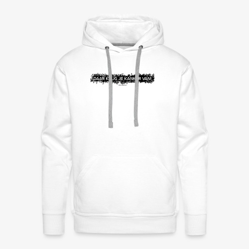 HD Supper Pussydestroyer - Mannen Premium hoodie