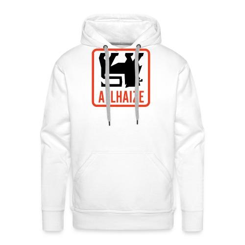 A LHAIZE - Sweat-shirt à capuche Premium pour hommes