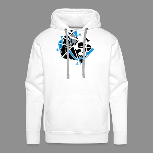 Official Logo Of The Hooded Gamer - Men's Premium Hoodie