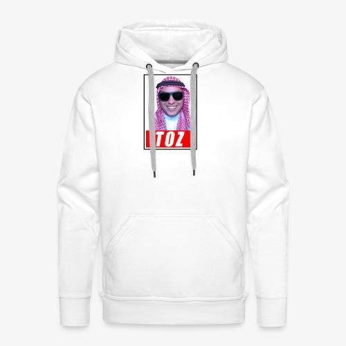 TozQatar - Sweat-shirt à capuche Premium pour hommes