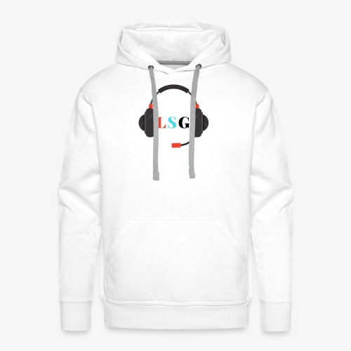 Live's Products - Men's Premium Hoodie