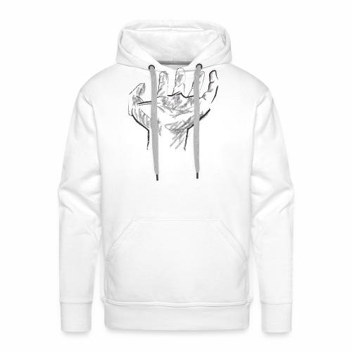Mano - Sudadera con capucha premium para hombre