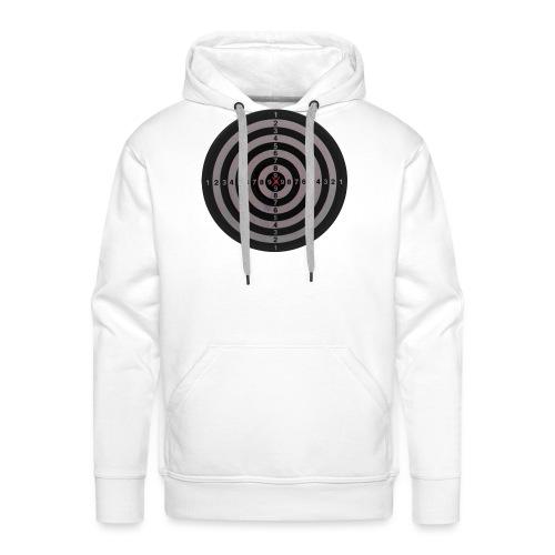 bullseye - Mannen Premium hoodie