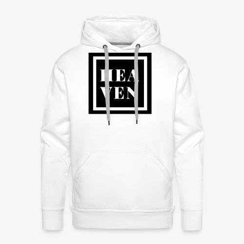 Heaven prod - Sweat-shirt à capuche Premium pour hommes