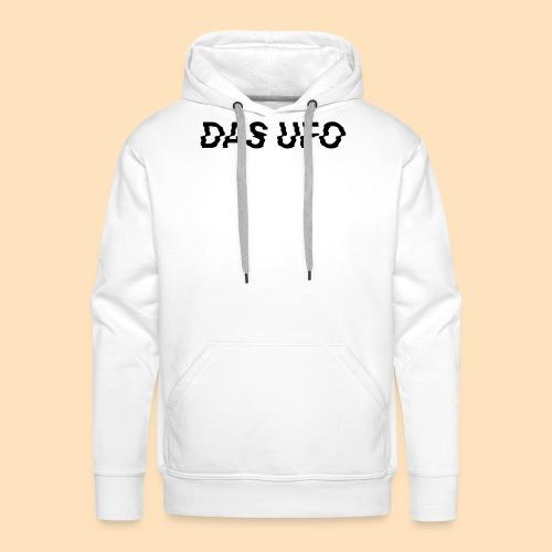 DAS UFO // Typography - Männer Premium Hoodie