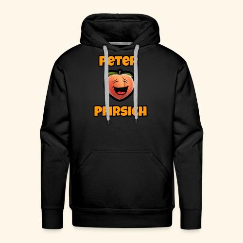 Peter Pfirsich - Männer Premium Hoodie