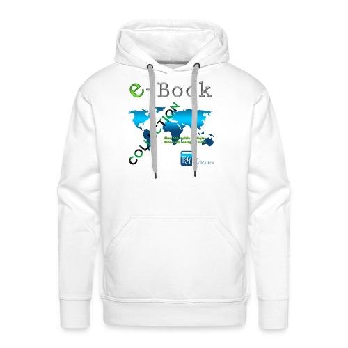 E-Book Collection - Sudadera con capucha premium para hombre