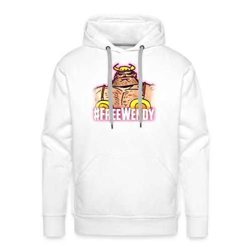 #FreeWendy - Men's Premium Hoodie