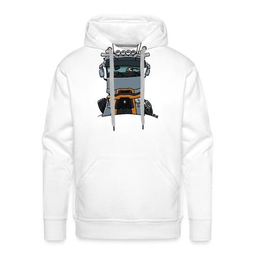 0813 R truck - Mannen Premium hoodie