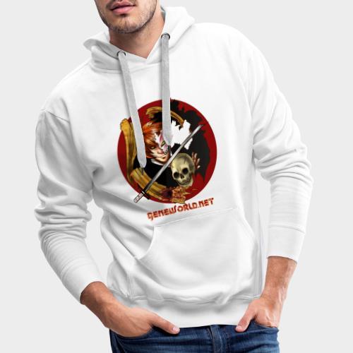 Geneworld - Ichigo - Sweat-shirt à capuche Premium pour hommes