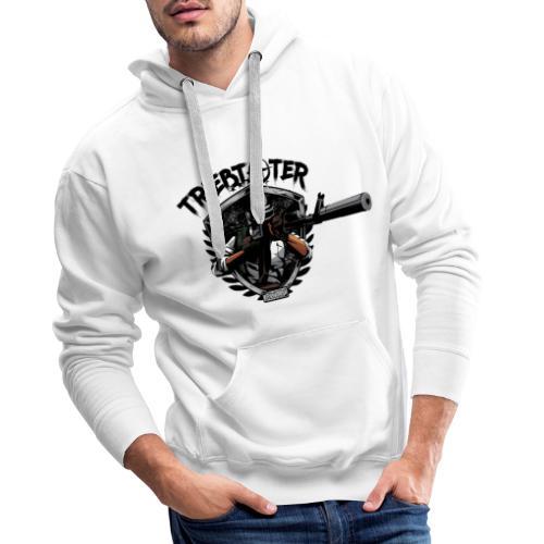 Triebtäter weapon - Männer Premium Hoodie