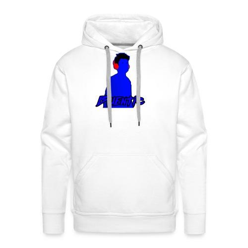 Bluentic T-shirt - Felpa con cappuccio premium da uomo