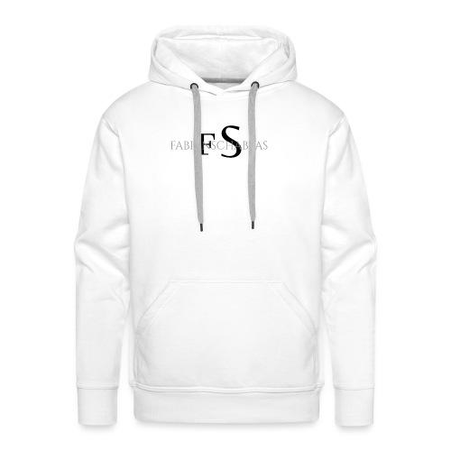 FABIAN SCHABLAS - Männer Premium Hoodie