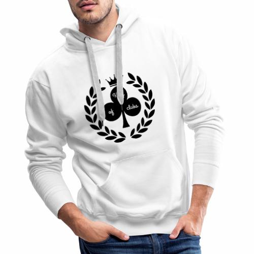 king of clubs - Men's Premium Hoodie