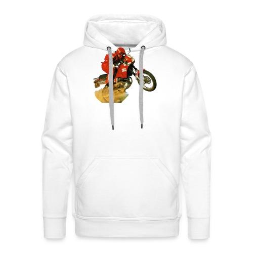 Marlboro-Nixe - Mannen Premium hoodie