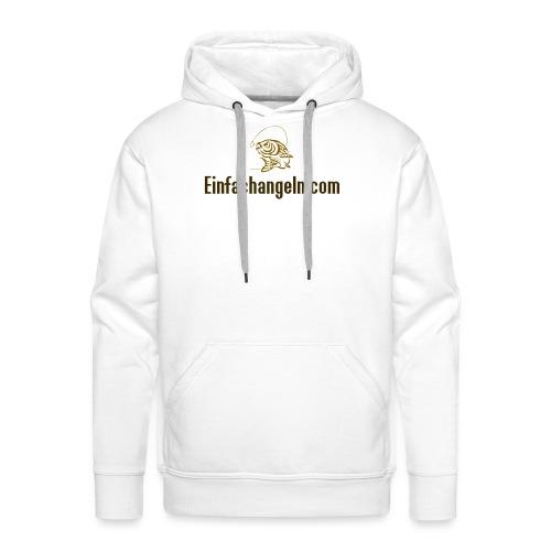 Einfachangeln Teamshirt - Männer Premium Hoodie