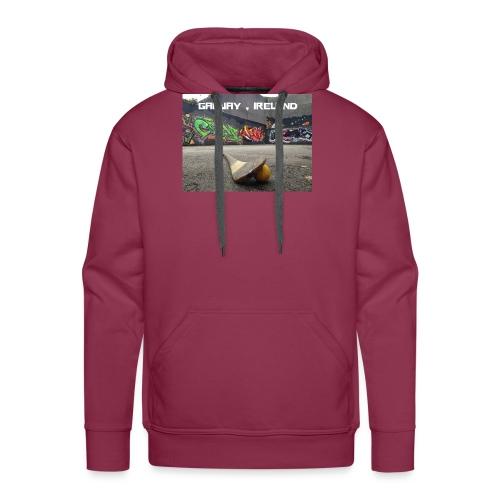 GALWAY IRELAND BARNA - Men's Premium Hoodie