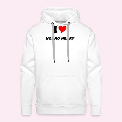 ILOVEHENRY-BAMBINI 9-14 ANNI - Men's Premium Hoodie