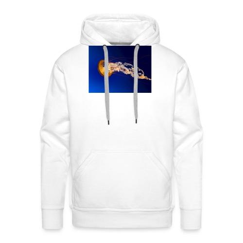 Jellyfish - Felpa con cappuccio premium da uomo