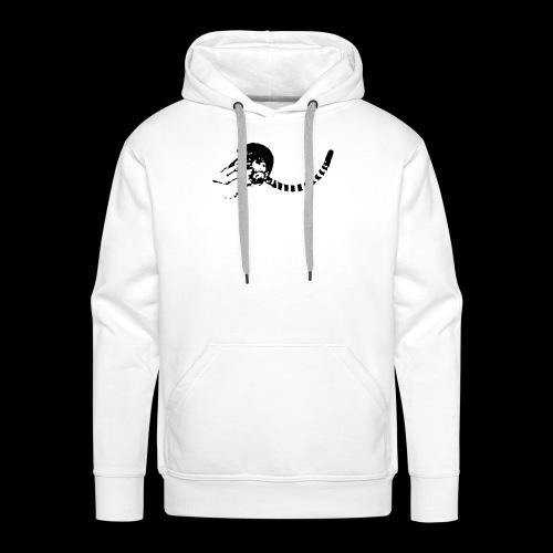 Jumping Katta - Männer Premium Hoodie