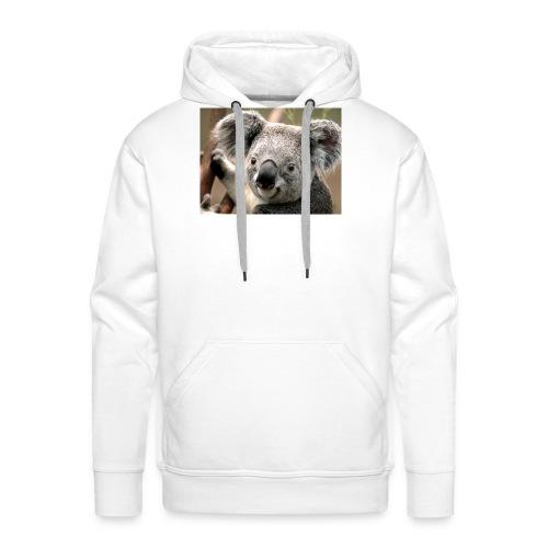 Koala - Sweat-shirt à capuche Premium pour hommes