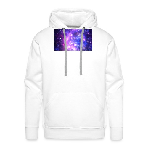 galaxy world - Men's Premium Hoodie