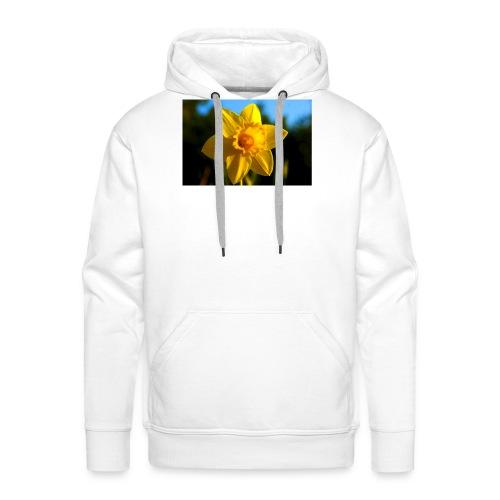 daffodil - Men's Premium Hoodie