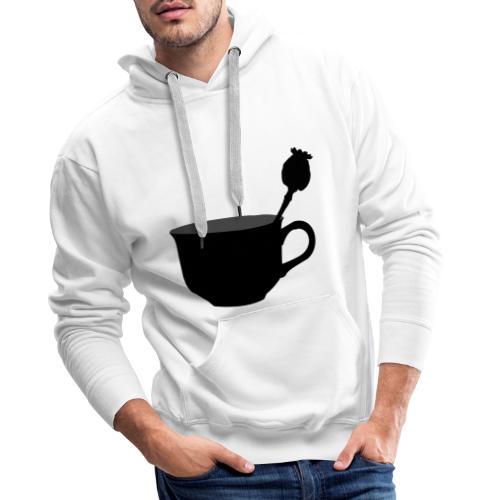 Taaki Tea-Time - Miesten premium-huppari