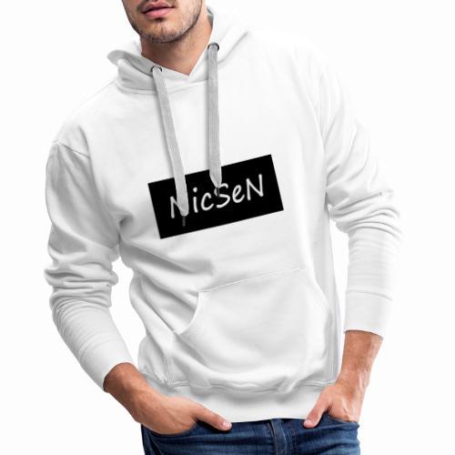 NicSeN Special - Premium hettegenser for menn