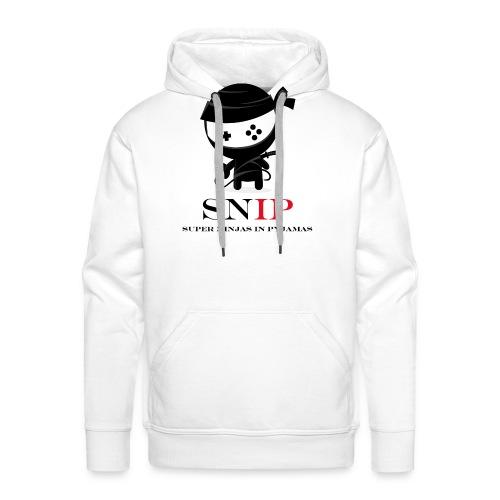 SNIP Tasse - Rot / Weiß Edition - Männer Premium Hoodie