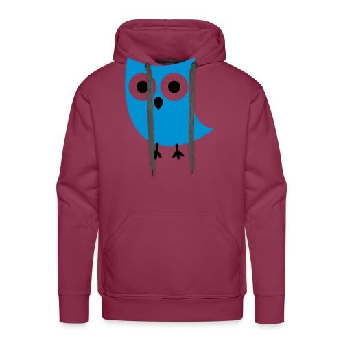 Uiltje - Mannen Premium hoodie