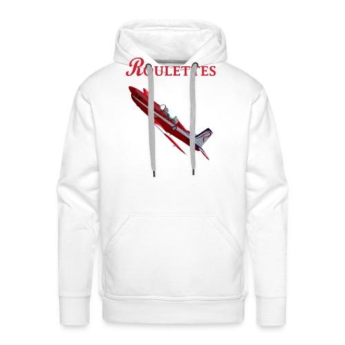 Roulettes Aerobatic Team PC-9 - Men's Premium Hoodie