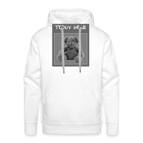 Official T-shirt Teddy Bear - Sweat-shirt à capuche Premium pour hommes