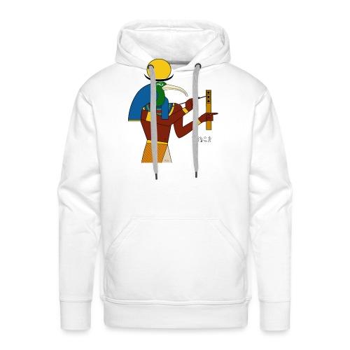 Thot – altägyptische Gottheit - Männer Premium Hoodie