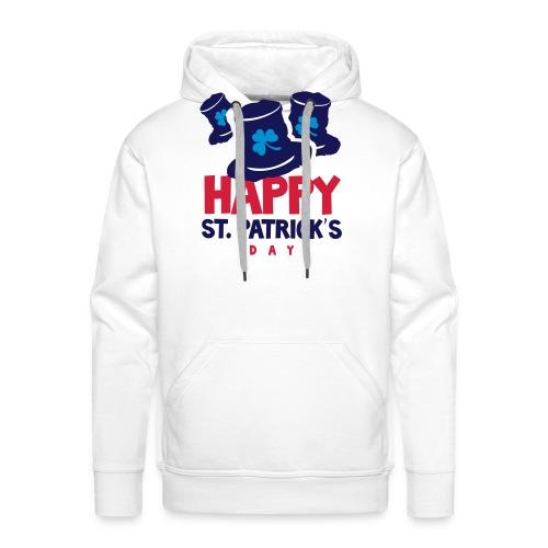 Happy St. Patrick's Bay - Men's Premium Hoodie