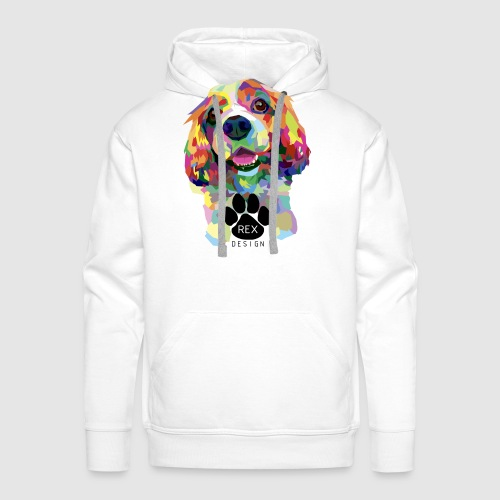 Begging You To Play - Men's Premium Hoodie