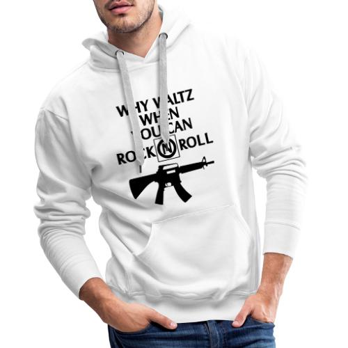 lost boys why waltz - Men's Premium Hoodie