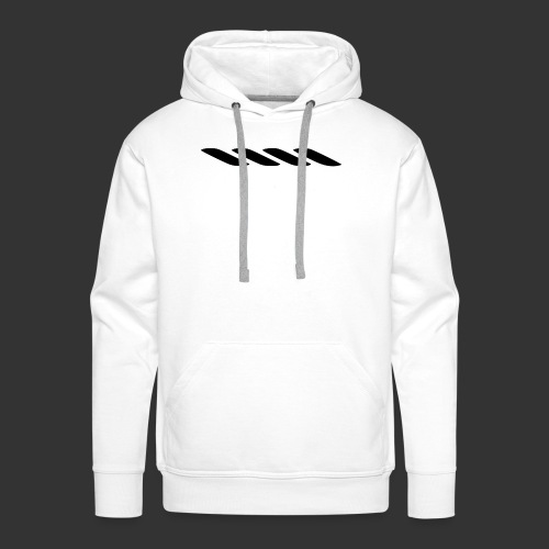 Rope With Bite Logo - Men's Premium Hoodie