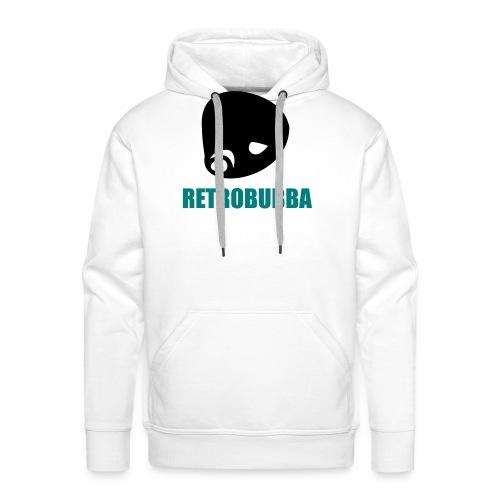 RetroBubba-logotyp - Premiumluvtröja herr
