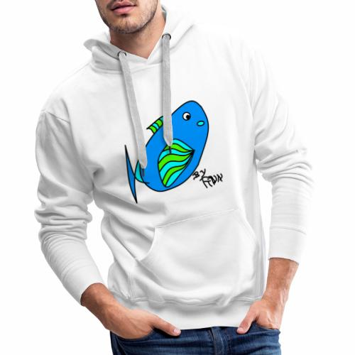 Finns Kugelfisch - Männer Premium Hoodie